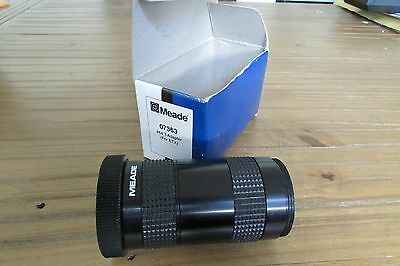 Meade  Camera Mount Adapter with extension fits all ETX