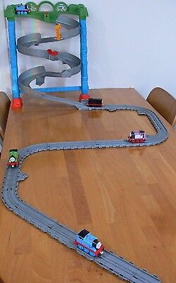 Thomas & Friends Take-N-Play Spills And Thrills On Sodor.