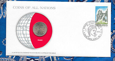 Coins of All Nations France 10 Francs 1978 UNC