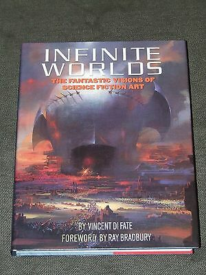 Infinite Worlds: Fantastic Visions of Science Fiction Art HC