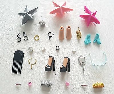 MUST SEE bratz shoes and accessory bundle