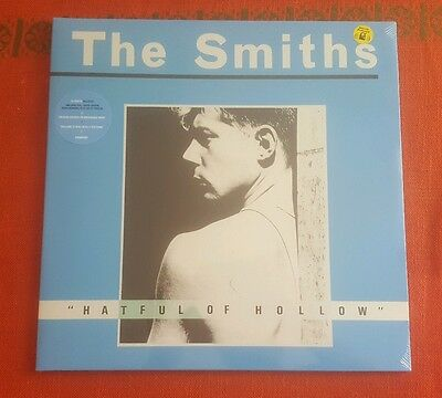 Vinyl LP The Smiths Hatful Of Hollow Brand New And Sealed Album Record