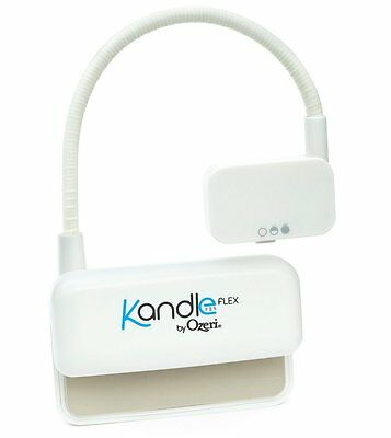 Kandle by Ozeri Flex Book Light -- LED Reading Light, Booklight Designed for and