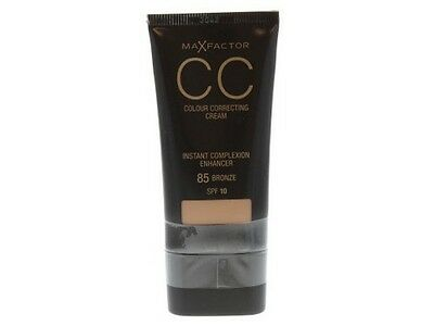 Max Factor Colour Correcting Cream Spf10 30Ml Bronze/ Tanned/ Natural/ Medium