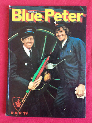 BLUE PETER Annual Book 8 Eighth BBC TV Hardback 1971