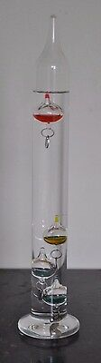Galileo Glass Thermometer 30cms