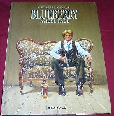 Blueberry - Angel Face - Charlier Giraud - Dargaud