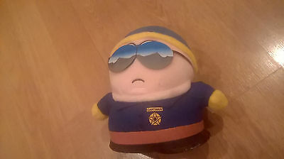 South Park Rare Retro Limited Edition Plush Officer Cartman Eric Comedy Central