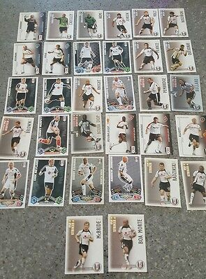 Fulham FC Premier League Trading Cards