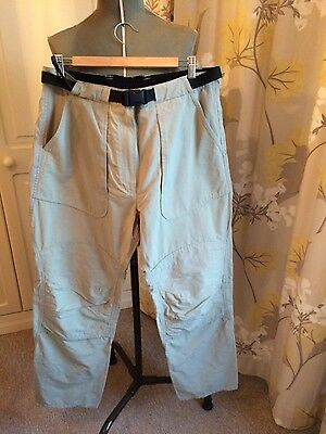 Ladies walking Trousers Size 18 Rohan.