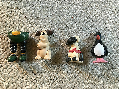 Wallace and Gromit Wrong Trousers figure collection
