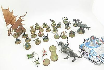 HEROSCAPE Figure and Parts Lot  Rise Of The Valkyrie