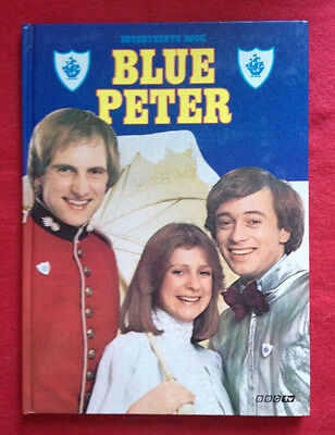 Children's Hardback Annual, Blue Peter 17th Seventeenth Book 1980