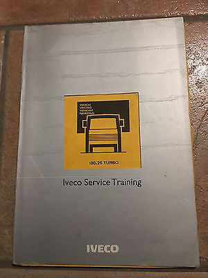 Manuale d'officina iveco 190.26 Service Training