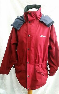 Womens Berghaus Gore-Tex Waterproof Jacket Size 10