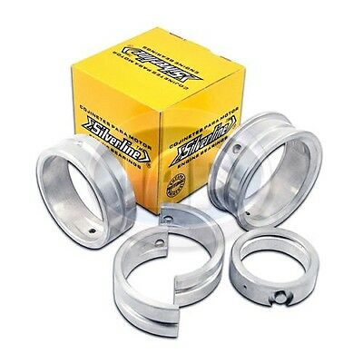 Vw Silverline .20/std Main Bearing Set Aircooled Type1 1200-1600 From Radke Ser
