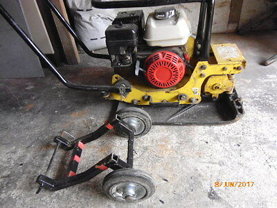 bomag BP 18/45-2 plate compactor wacker plate