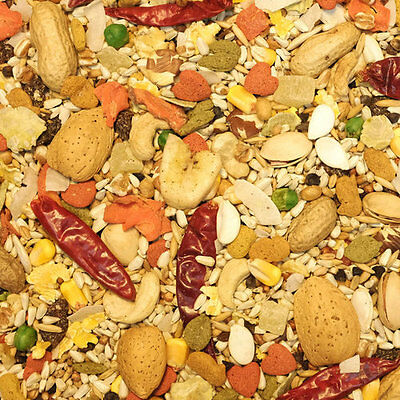 Higgins Safflower Large Parrot Gold Diet Bird, Nut Fruit Mix Large Parrot Food