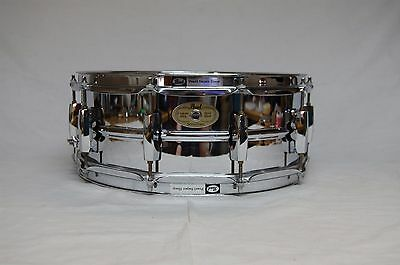 "Pearl Sensitone Custom Alloy Steel Shell Snare drum - 14"" x 5 1/2"""