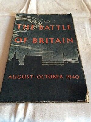 The Battle Of Britain Booklet