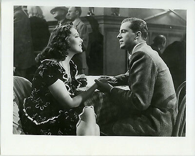 Linda Darnell & Dana Andrews - 8x10 BW Vintage Photo