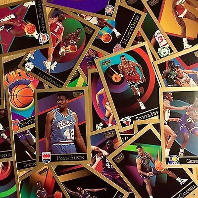 X50 Mint Condition NBA 1990 Skybox Basketball Trading Cards Rare Vintage Retro