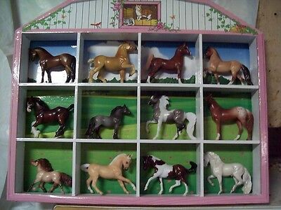 Breyer Stablemate SM lot of 12 World of Horses