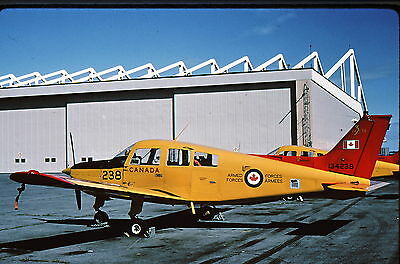 Kodachrome Duplicate Slide RCAF-CAF CT-134 Musketeer 134238 3 CFFTS