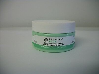 The Body Shop 50ml Aloe Soothing Day Cream