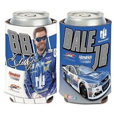 2017 Dale Earnhardt Jr #88 Nationwide Can Cooler Koozie New Wincraft Free Ship