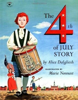 The Fourth of July Story Children's Kids Independence Day Books FAST SHIPPING!