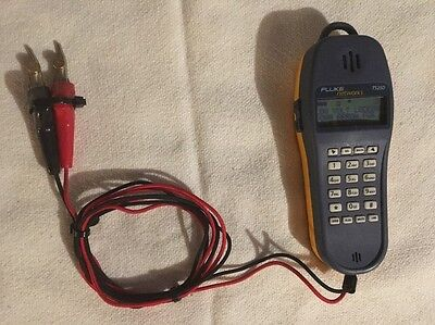 Fluke Networks TS25D Butt Test Set