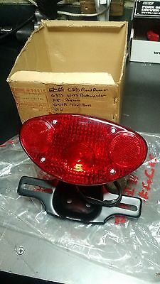 Kawasaki tail light 23024-019-21 NOS. F9,F7,F6 and others