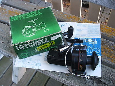 Mitchell 4470Z Fishing Reel France New In Box Nib Nos Superb Rare