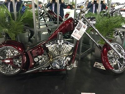 2005 Custom Built Motorcycles Chopper  Built by Peter Catherwood
