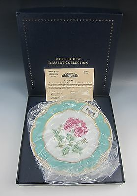 Woodmere China WHITE HOUSE COLLECTION-JAMES POLK Collector's Plate MIB