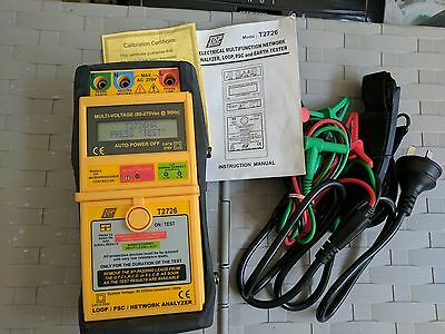 Cabac Toptronic Electrical Multi-Function Network Analyser T2726