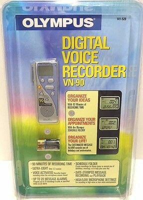 Olympus VN-90 Digital Voice Recorder-NEW!