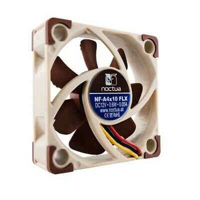 Noctua 40mm NF-A4x10 FLX 4500RPM Case Fan Quiet Cooling