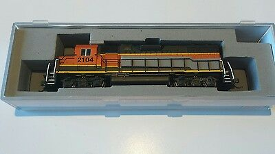 BNSF GP38-2 DCC Equipped