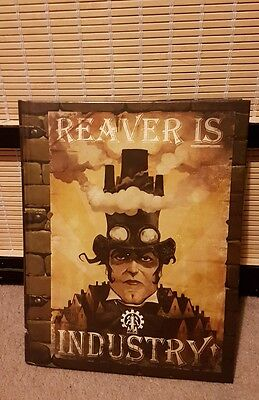 Fable 3 official guide hardcover Reaver is industry