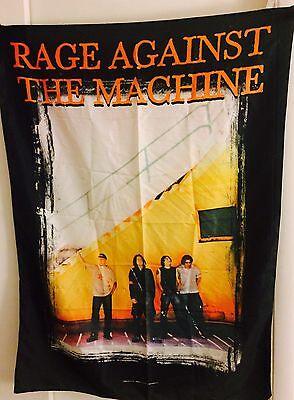 Rare Rage Against The Machine Wall Hanging Tapestry