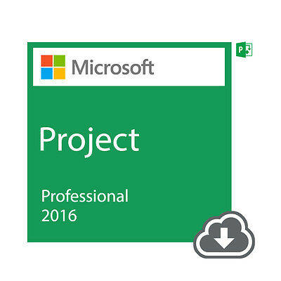 Microsoft Project Professional 2016 Life Time License Key & Download Link