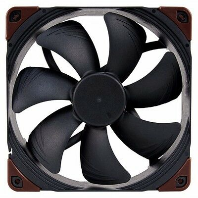 Noctua 140mm NF-A14 IndustrialPPC IP52 PWM 2000RPM Fan NF-A14-iPPC-2000-PWM