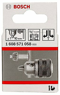 Ex-hoarder Sale Free Post Bosch 10mm Keyed Chuck For Cord/Cordless Drills   058