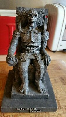 warrior kings statue (closed comic book shop find)