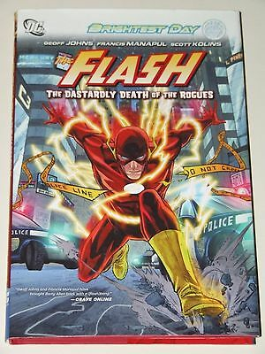 Flash - The Dastardly Death of the Rogues HC (2011 DC)