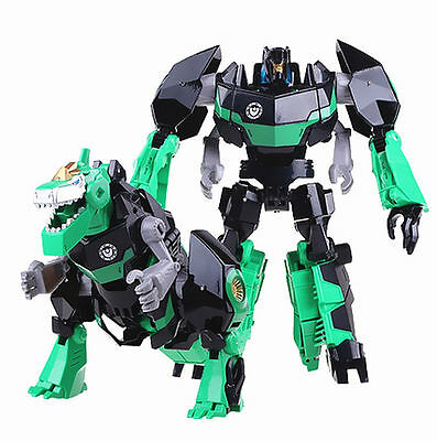Transformers Robots in Disguise Grimlock 7 inches Toy Action Figure New in Box