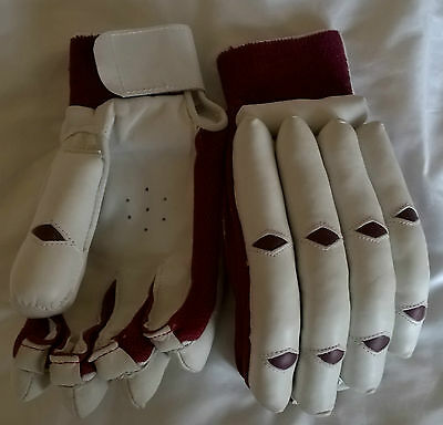 Unbranded Batting Gloves Right Hand Size Youth