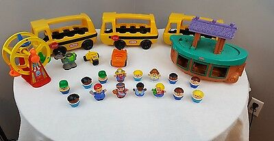 Little People and Little Tikes Lot
